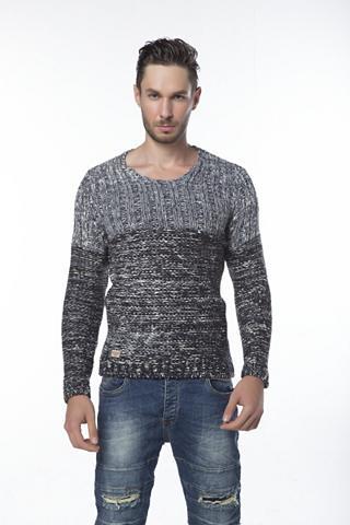 REDBRIDGE Herren megztinis su Strickmuster