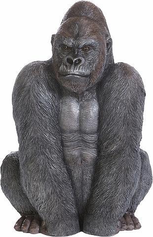Dekoratyvinė figurėlė »Gorilla sitzend...