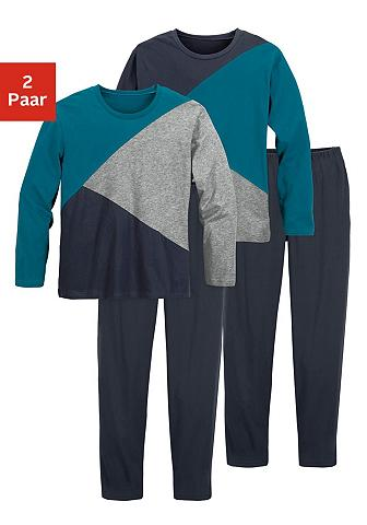 LE JOGGER Le Kelnės pižama (2 vienetai) dėl Jung...