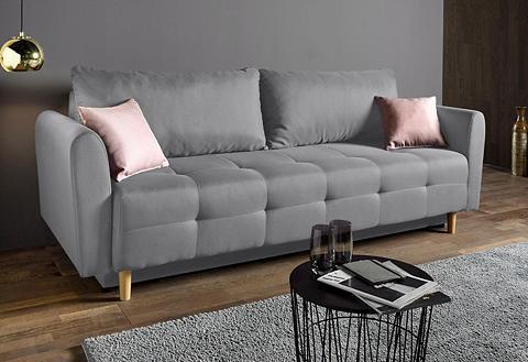 PLACES OF STYLE Sofa su miegojimo mechanizmu su Dėžutė...