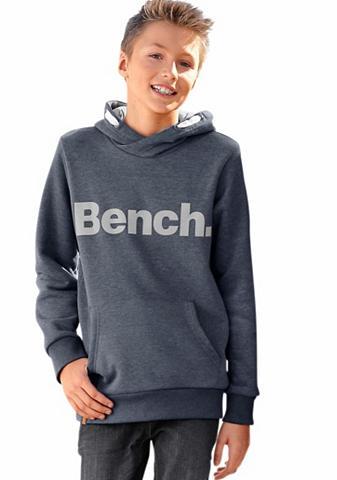 Bench. Sportinis megztinis su gobtuvu su groß...
