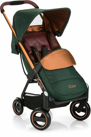iCoo Kinder-Buggy »Acrobat Copper Green« su...