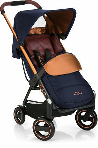 iCoo Kinder-Buggy »Acrobat Copper Blue« su ...