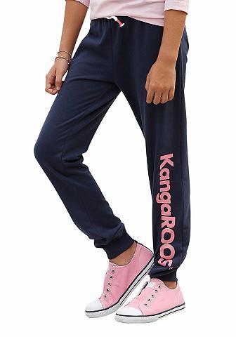 KANGAROOS Kanga ROOS Sportinio stiliaus kelnės