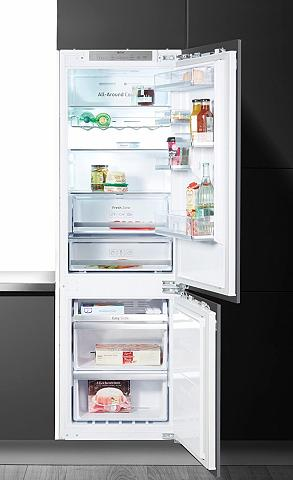 SAMSUNG Įmontuojamas šaldytuvas su šaldikliu B...