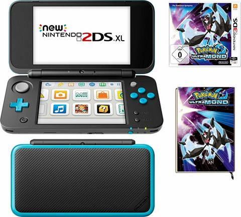 New Nintendo 2DS XL + Pokemon Ultramon...