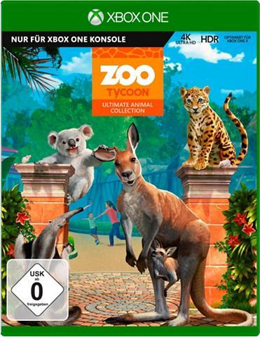 XBOX ONE Zoo Tycoon - Standard Edition