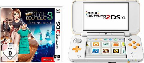 Nintendo New 2DS XL + New Style Boutiq...