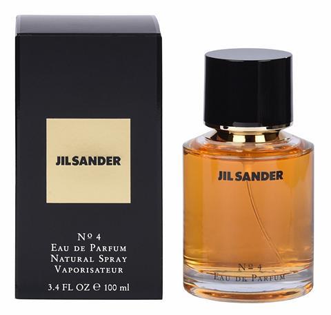 JIL SANDER »N°4« Eau de Parfum