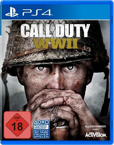 ACTIVISION Call of Duty: WWII Play Stovas/stotelė...