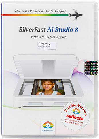 REFLECTA Scansoftware »Silver Fast Ai Studio 8 ...