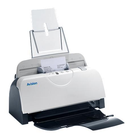 AVISION Dokumentų skeneris »AD 125«
