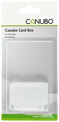 CANUBO Speicherkartenbox »SD Card Dėžutė dėl ...