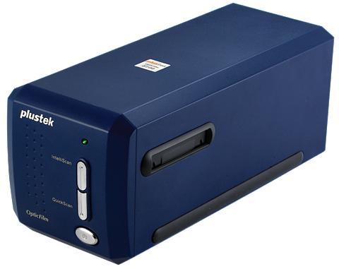 PLUSTEK Dia- & Negativscanner »Optic Film 8100...