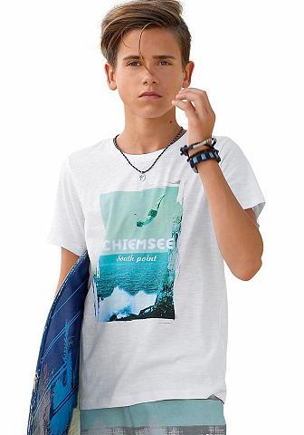 CHIEMSEE Marškinėliai »KLIPPENSPRINGER«