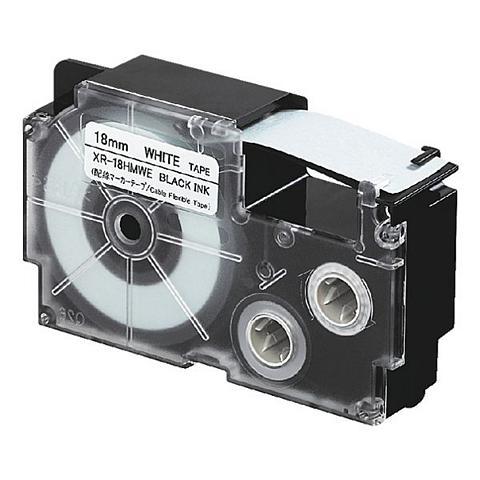 CASIO XR ženklinimo juosta 18 mm »XR-18HMWE«...