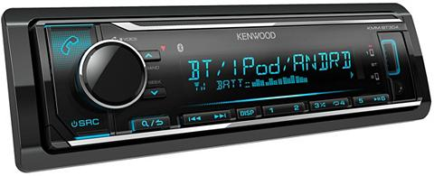KENWOOD 1-DIN Digitaler Medien Imtuvas su BLUE...