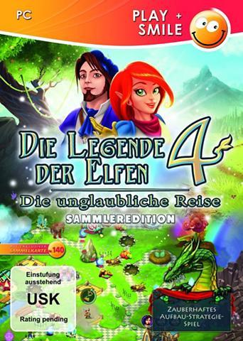 ASTRAGON PC - Spiel »Die Legende der Elfen 4: D...