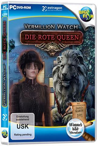 ASTRAGON PC - Spiel »Vermillion Watch: Die Rote...