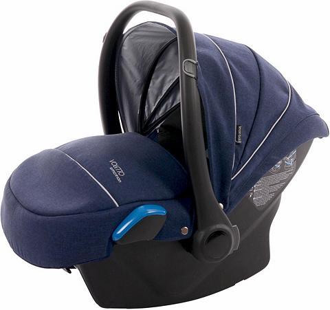 KNORR-BABY Vaikiška automobilinė kėdutė »Milan dė...