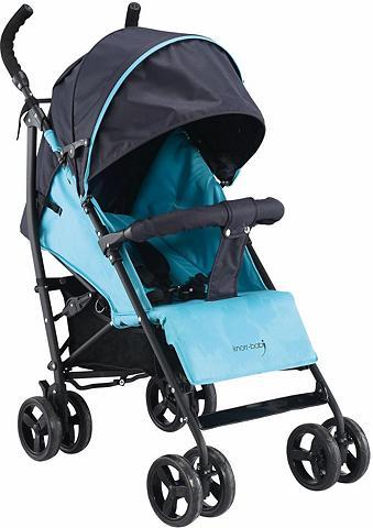 KNORR-BABY Vežimėlis-skėtukas »Styler Happy spalv...
