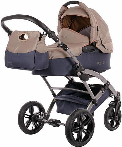 KNORR-BABY Kombinezonas vaikiškas vežimėlis »Vole...