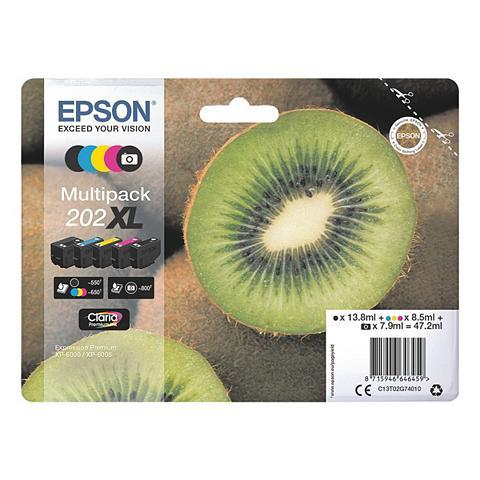 EPSON Rašalo kasetė Multipack »202XL« 5er-Se...