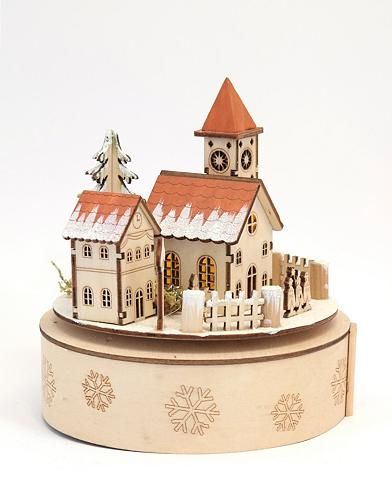 Muzikinis žaislas Weihnachtsstadt