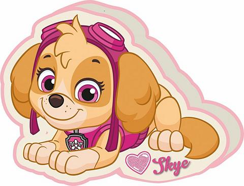 UNITED LABELS Pagalvė »Paw Patrol Skye liegend«