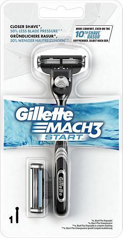 GILLETTE »Mach3 Start« skustuvas