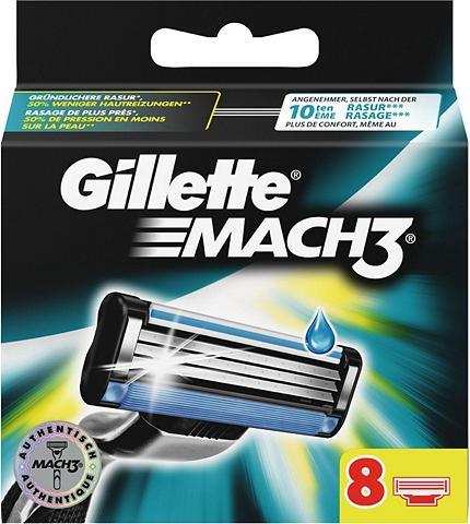 Gillette Rasierklingen »Mach 3« 8-tlg.