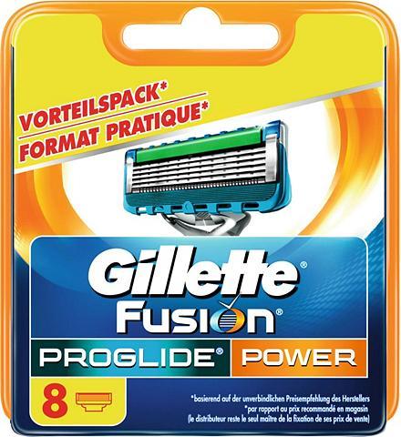 Gillette Rasierklingen »Fusion Proglide Power« ...