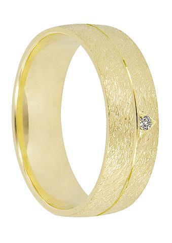 FIRETTI Vestuvinis žiedas Gelbgold