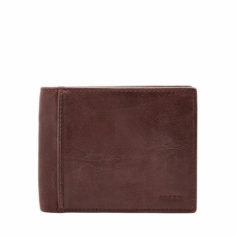 FOSSIL Piniginė »INGRAM RFID LARGE COIN POCKE...