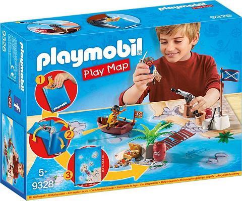 PLAYMOBIL ® Play Map Piraten (9328) »Pirates«