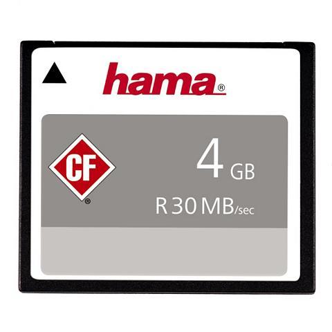 Speicherkarte Compact Flash 4GB 30 MB/...