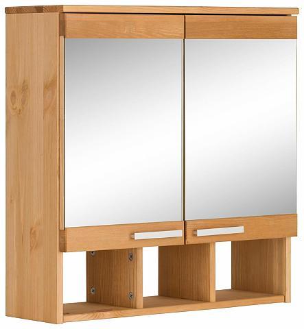 WELLTIME Spintelė su veidrodžiu »Josie« iš medž...