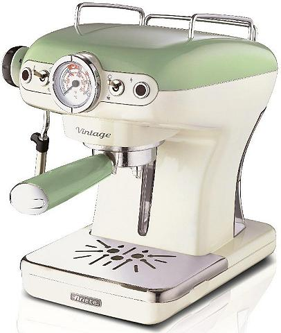 Ariete Espressomaschine 1389 Vintage grün-wei...