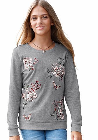 BUFFALO Sportinio stiliaus megztinis