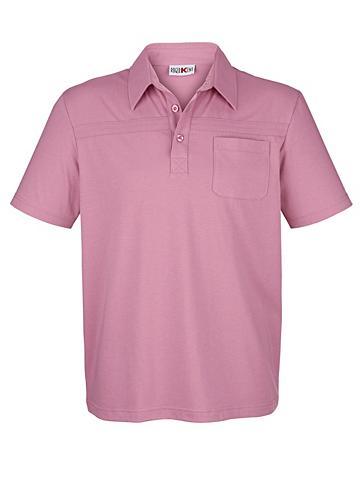 ROGER KENT Polo marškinėliai in vasariškas Farbe