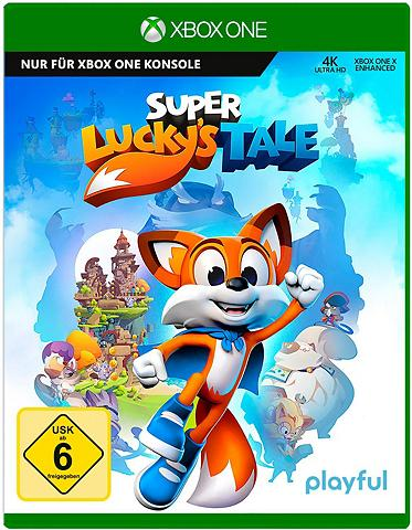 XBOX ONE Super Lucky's Tale - Standard Edition