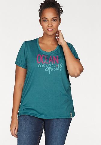 OCEAN SPORTSWEAR Marškinėliai