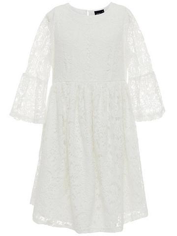 NAME IT 3/4 ilgio rankovės Spitzen suknelė
