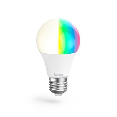 HAMA WLAN LED lempa gesteuert via Alexa/mim...