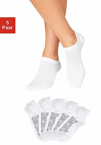 Kojinės sportbačiams (5 poros)