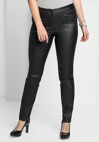 SHEEGO STYLE Kelnės su 5 kišenėmis