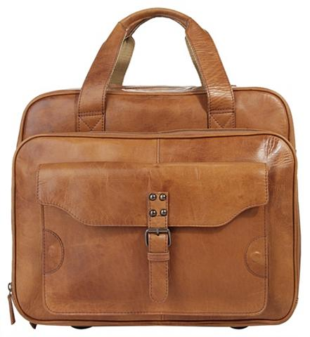LANDLEDER Kelioninis krepšys »FRANKIE´S GARAGE«