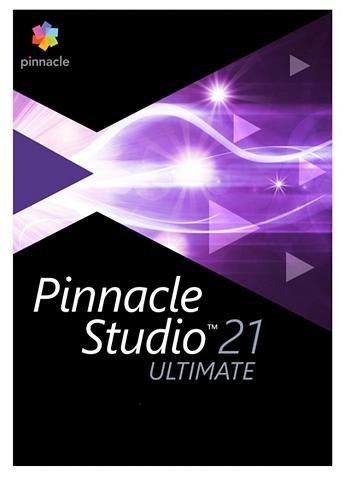Pinnacle Studio 21 »Ultimate«