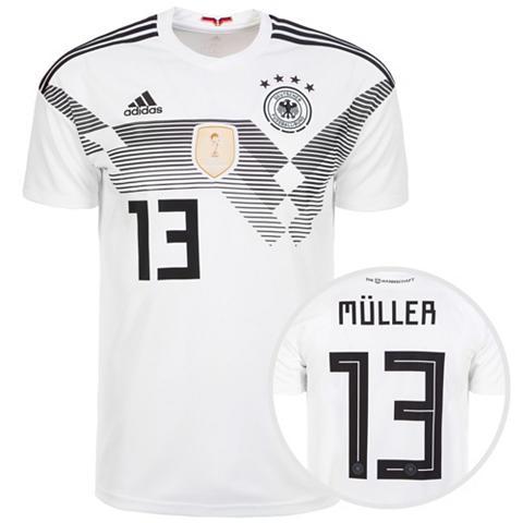 ADIDAS PERFORMANCE Marškinėliai »Dfb Marškinėliai Müller ...