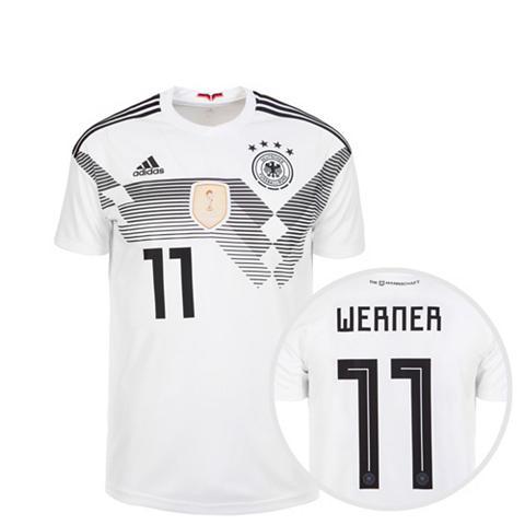 ADIDAS PERFORMANCE Marškinėliai »Dfb Marškinėliai Werner ...